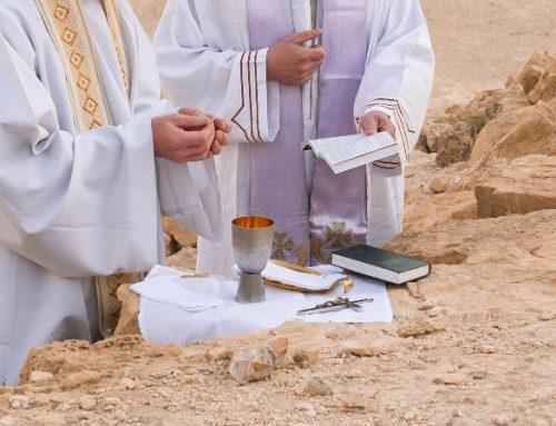 Eucharistijos šventimas
