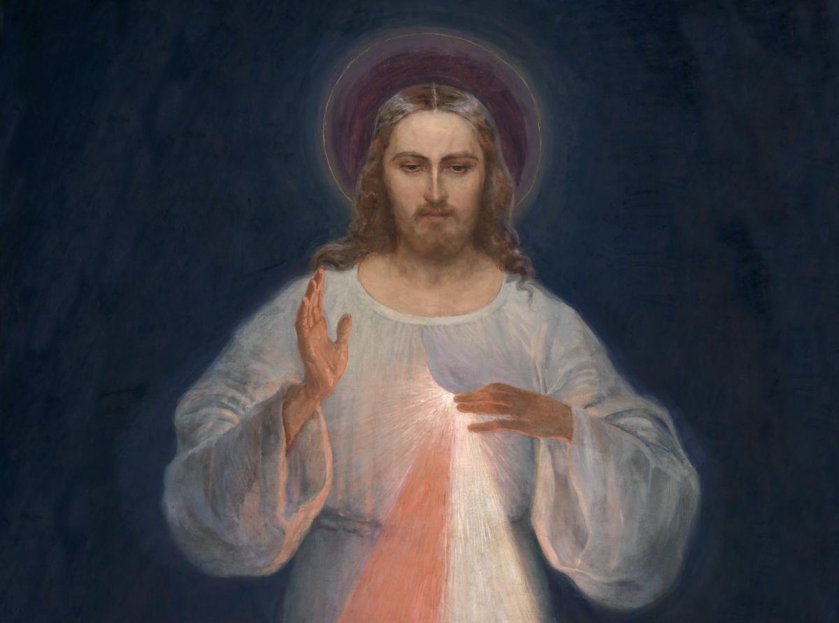 Gailestingumo vainikėlis ir šv. Faustinos maldos